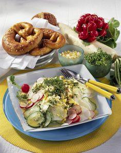 Unser beliebtes Rezept für Rettich-Radieschen-Salat mit Senf-Dressing und mehr als 55.000 weitere kostenlose Rezepte auf LECKER.de.