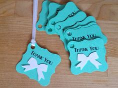 Hey, I found this really awesome Etsy listing at https://www.etsy.com/listing/96089089/20-tiffany-blue-inspired-thank-you-tags