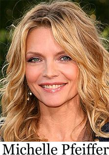 Michelle Pfeiffer is a Light Summer