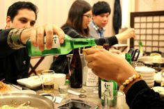 Soju, South Korea - 10 Korean foods you need to try | The Chronicles of Wanderlust