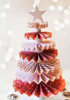 ΧΡΙΣΤΟΥΓΕΝΝΙΑΤΙΚΕΣ ΚΑΤΑΣΚΕΥΕΣ: 50 χριστουγεννιάτικα ΔΕΝΤΡΑ από ΧΑΡΤΙ | ΣΟΥΛΟΥΠΩΣΕ ΤΟ
