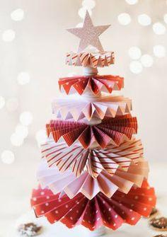 ΧΡΙΣΤΟΥΓΕΝΝΙΑΤΙΚΕΣ ΚΑΤΑΣΚΕΥΕΣ: 50 χριστουγεννιάτικα ΔΕΝΤΡΑ από ΧΑΡΤΙ   ΣΟΥΛΟΥΠΩΣΕ ΤΟ
