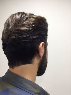 Mens Hairstyles With Beard, Cool Hairstyles For Men, Modern Hairstyles, Hair And Beard Styles, Hairstyles Haircuts, Haircuts For Men, Curly Hair Styles, Medium Hair Cuts, Medium Hair Styles