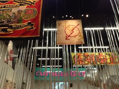 @ The V&A: Disobedient Objects. See: Hanging banners. Channeling D.I.Y ethos, notions of radicalism...
