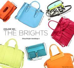 Shop Color Handbags