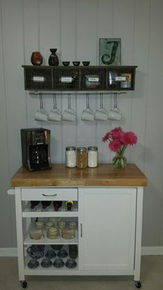 Coffee Bar!!!...oooooo i really like this one, it's really pretty