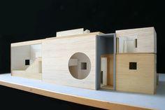 Das Haus als Weg und Platz - Entwurf FISCHILL Architekt