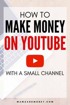 Youtube Secrets, Youtube Hacks, Vídeos Youtube, Ways To Earn Money, Earn Money Online, Way To Make Money, Making Money On Youtube, Youtube Money, News Online