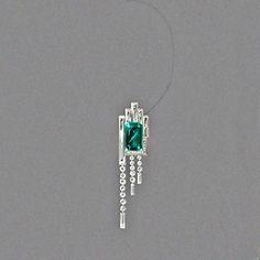 Tapis rouge! #earrings#highjewelry#jewelry#jewel#jewelryart#jewelryrendering#gouache#gouachepainting#design#jewelrydesign#personalwork#emerald#diamond#gemstones#precious#cannes#cinema#inspiration#redcarpet#festival