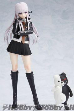 Dangan Ronpa 1・2 Reload - Kirigiri Kyouko, Monokuma - Flare   Anime Manga Comic PVC Figur Statue