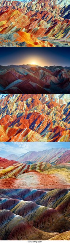 Rainbow Mountain: The Most Surreal Place To See Before You Die