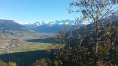 Traumhafte Aussicht von unserer Panoramaterrasse