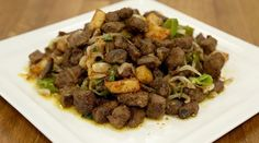 Arda& Cuisine Recipe for Liver Roasting Meat foods Liver Recipes, Meat Recipes, Healthy Recipes, Turkish Recipes, Italian Recipes, Beef Liver, Fresh Fruits And Vegetables, Iftar, Turkish Kitchen