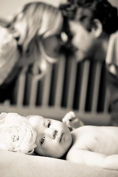 Adorable newborn pic