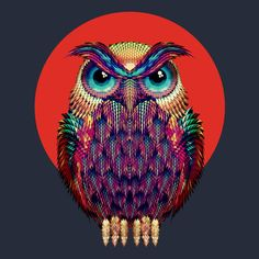 Check out this awesome 'Owl+2' design on TeePublic! http://bit.ly/1pFzSGT