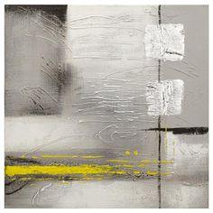Tableau - Peinture à l'huile abstraite/TABLEAUX/DÉCOR MURAL|Bouclair.com