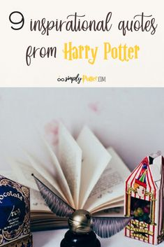 Harry Potter Quotes ⚡