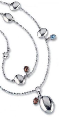 """Halskette mit Medaillon """"Vaters Tochter von Kirsti Doukas ( 925er Sterlingsilber): Die Oper """"Vaters… #Handwerk_amp_Handarbeit_Schmuck"""