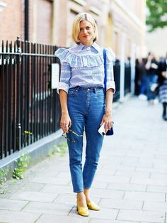 9 Signs the 1980s Are the Next Big Trend in Street Style | WhoWhatWear UK