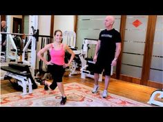 Best Butt-Toning Exercises From Celeb Trainer David Kirsch Learn the moves and try them at home!