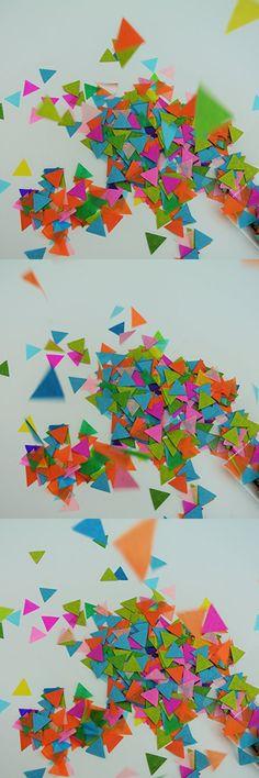 Confetti Kings Biodegradable Paper Confetti Multi Colored Round - confeti