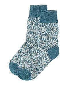 Women's Iceland Merino House Socks