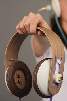 Headphones for 2! by Dorien van Heijst | Design Milk http://www.dhgate.com/product/2014-new-arrival-wired-newbeats-studi0-dj/157034561.html