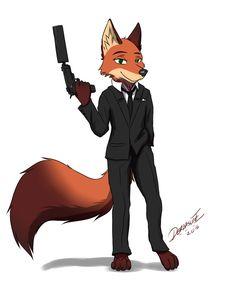 http://derbasune.deviantart.com/art/Nick-Agent-643703753