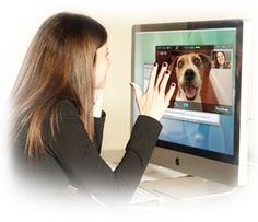 PetChatz 'Pet Love Song' Video Contest - sing your pet your favorite love song and enter to win a PetChatz Greet & Treat Videophone!