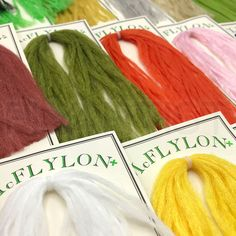 Fishing Etc. Fishing Lures Wifreo Dyed Deer Tail Hair Fur Bucktails Buck Fly Tying Saltwater Flies Dry For Fly Tying Material Yellow Green Blue Red