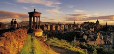 Calton Hill, Edinburgh  by VisitScotland, via Flickr  http://www.flickr.com/photos/visitscotland/6293928045/in/photostream/