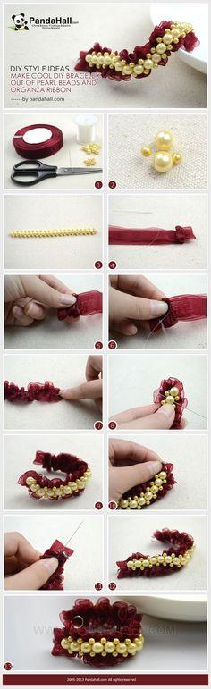 Jewelry Making Tutorial by AnnaJoy