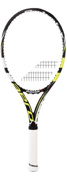 The Babolat Aeropro Team GT 2013 Edition  is ideal for a player looking for a lighter, more maneuverable alternative to the standard Aeropro Drive GT. Slightly more flexible, spin-friendly alternative to the Pure Drive, an excellent racquet for ladies and advanced juniors looking for a lighter swing weighted racquet.  $269.00