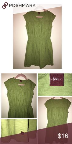 Tea Collection Dress Pre•loved Tea Cotton Dress • Size tag has been removed but it's a 6/7 • Excellent condition Tea Collection Dresses