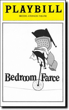 Bedroom Farce with John Lithgow... 1979