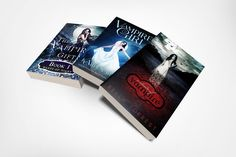 #WIN Three Awesome #VAMPIRE PAPERBACK Books!