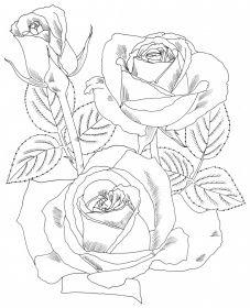 Rosen bleistiftzeichnung  draw a rose | http://cartoonphotocollections.blogspot.com | How To ...