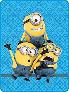 Shop a great selection of Universal Minions Pyramid Microraschel Throw, 46 x 60 . Find new offer and Similar products for Universal Minions Pyramid Microraschel Throw, 46 x 60 . Cute Minions Wallpaper, Minion Wallpaper Iphone, Disney Phone Wallpaper, Cartoon Wallpaper, Wallpaper Lockscreen, Wallpaper Wallpapers, Minions Minions, My Minion, Minions Quotes