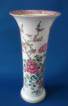 "Classic Rose Ch""ing Dynasty 21.5 cm"