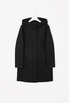 COS | Wool duffle coat