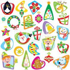 Have A Merry Myriad Christmas! royalty-free stock vector art