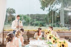 A sunflower spring wedding at CW Hill Country Ranch in Boerne Texas by Allison Jeffers Wedding Photography 0079