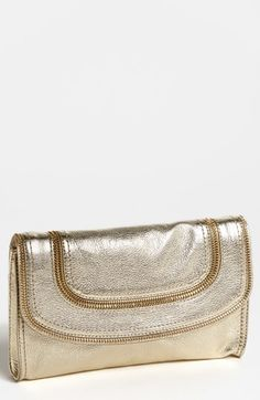 MICHAEL Michael Kors 'Naomi' Clutch available at #Nordstrom