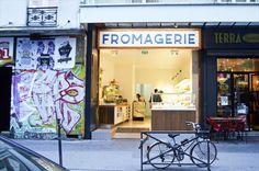 Taka & Vermo, nouvelle fromagerie rue du Faubourg Saint-Denis  TAKA & VERMO   61 Bis rue du Faubourg Saint-Denis Paris X