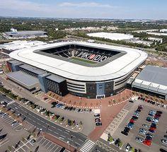 Stadium MK - Aerial - MK Dons FC