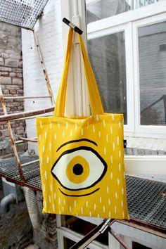 I See You Tote Bag - Bart Aalbers