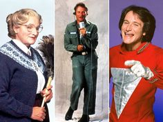 Nämä olivat Robin Williamsin merkittävimmät roolit