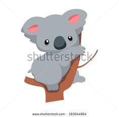 imagenes de koalas animados tiernos  Imagenes de la Naturaleza