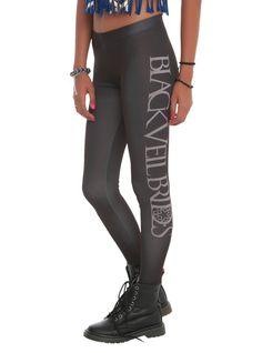 Black Veil Brides Logo Leggings | Hot Topic