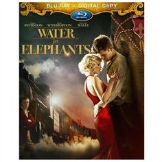 Water For Elephants (Blu-ray)